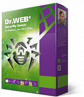 DrWEB Security Space 1ПК на 6 мес