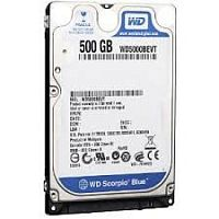 WD 500GB 5400 SATA Notebook Hard Disk SLIM