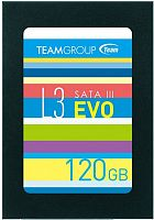 "SSD  TEAM L3 EVO 120GB TLC 2,5"""" SATAIII"
